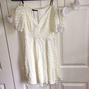 LF lace dress